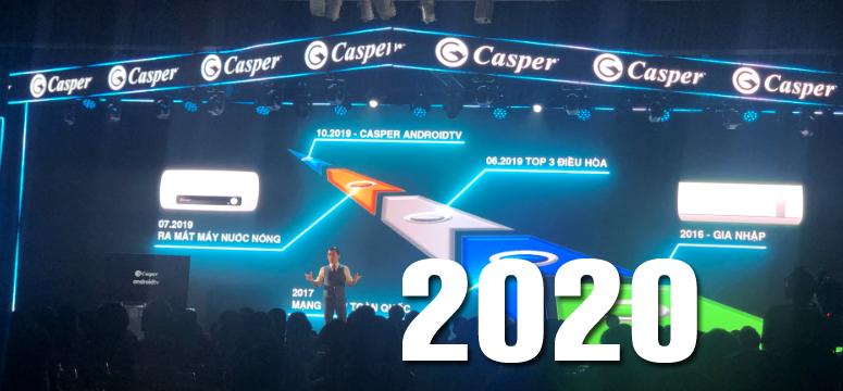 điều hòa casper 2020